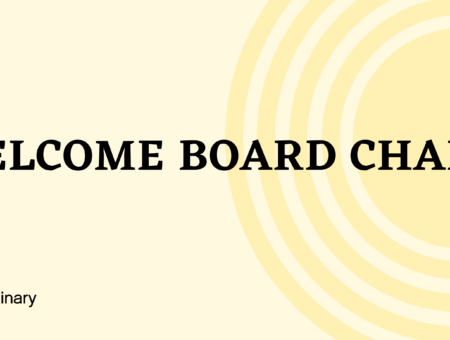Welcoming New Board Chair | Leonardo Bolanos